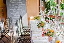 Hochzeit Sommer bunt