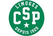 CSP Limoges / Partenaire depuis 2008 du CSP Limoges, nous suivons le retour au premier plan de l'équipe de basket supportée par tout une ville.