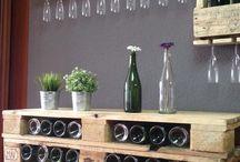 Idée bar à vin