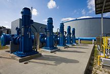 Water/Wastewater Solutions / The UE line of pressure and temperature switches and transmitters meet the application challenges of water and wastewater treatment.