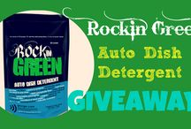 Rockin' Green Giveaways
