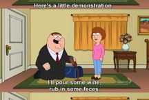 Family guy screencaps