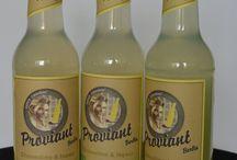 Zitronenlimonade & Ingwer von Proviant