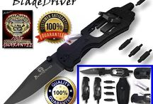 Multi-Tool Knife Information