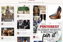 PINTEREST:  How To / Tips, tricks and best practices to succeed in Pinterest marketing to grow your Pinterest following and succeed in business. / by Stephanie Inge