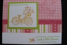 CTMH Promo Pair-A-Phrase / This National Stamping Month stamp set was available from August 15 through September 30, 2011.