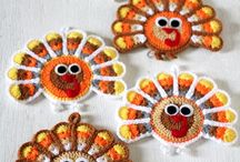 Crochet Thanksgiving / by Linda Juhl