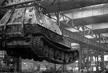 1) Heavy industry