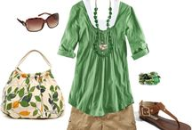 My style for summer  / by Yvonne Wells