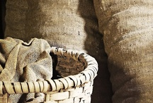 Decorating with burlap / by Annmarie Strivelli Amato