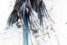 raven tattoo ideas