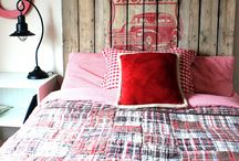 Pallet ideas / by Dahlia Corella-Ryle