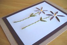 Homemade greeting cards / by Daisy Ward