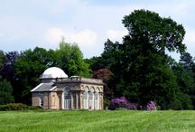 Gardens & Parkland / Set in 1,000 acres of Capability Brown Parkland, Weston has beautiful formal gardens, woodland walks, lakes, follies and stunning landscape views
