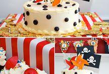 Birthday, Pirate