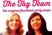 The Tag Team Party Peeps