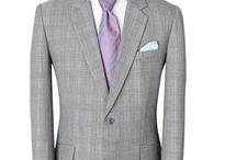 Wedding Suits / Get married in a suit that makes you look and feel at your absolute best.