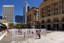 Perth City with Kids