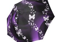 Fun Umbrella's for rainy days! / If the weather man calls for rain, you better make sure you have one of these!