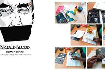 BAGD 1604 (LPC) / School project (Book cover design)
