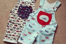 Baby clothes pattern