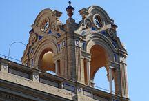 baksteen Sevilla en Andalusië