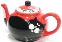 cat teapot/kettle
