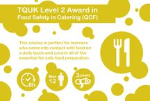 Food Safety Courses / Whether you're working with food or in an environment where food is prepared, these qualifications are essential when working in the Food Industry.