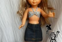 Patrones para muñecas