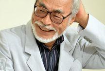Studio Ghibli / Hayao Miyazaki awesomeness / by Michelle Kaaiai