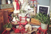 Store Displays - Christmas