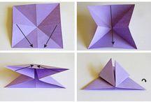Origami / Papillon