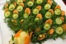Salata süslemeleri