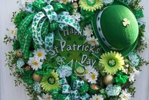 Holiday: St Patrick's Day - Green Love! / Hope the luck of the Irish is with you today! :)