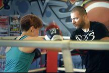 Boxing Competition / by JJ Medina Jr.