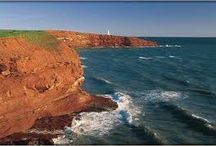 Prince Edward Island / From red dirt to vast ocean, P.E.I has it all! / by McCoy Tours