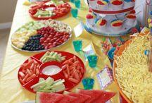 Khyam bday party ideas