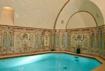 Pools / by Lewis Lighting & Home