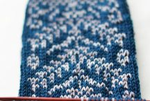 Knitting / patterns, pictures, yarn, etc / by Leanne Boyd
