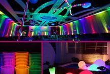 Festa / Decoração neon
