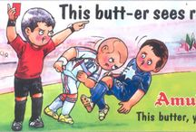 Amul ads in india