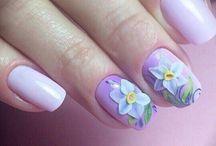 floreal nailart unghie con fiori