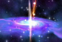 Galaxy/Space / Black holes, auras, stars