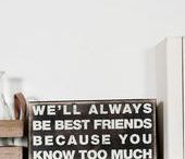 Best friends  / Different and funny quotes about best friends  / by Virginia McCain
