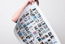 Plakáty / Ty nejlepší zachycené momenty patří na jedno místo. Ve verzi 35 fotek, nebo 70 fotek.
