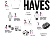 Must Haves / We have selected our MUST HAVE favourites and put them in a NEED IT NOW shopping list just for you!! Shop our MUST HAVE list in stores AND online!! http://silvershop.com.au/must-haves