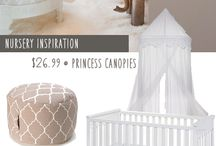 Baby girl's NURSERY / All ideas for the baby's nursery