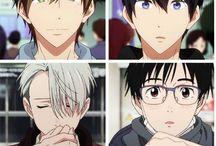 chłopaki z anime / Zdjęcia z Internetu itp. Z chłopcami z anime
