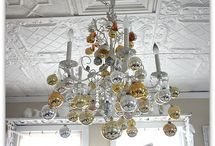 Ideas of Decorating Chandeliers
