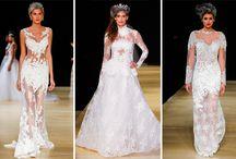 Vestidos de noiva - Desfiles